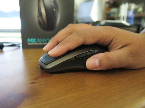Avis de la souris sans fil Logitech MX Anywhere 2